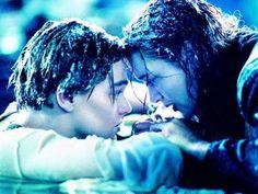 Titanic - Jack Dawson (with Kate Winslet) Titanic Kate Winslet, Kate Winslet And Leonardo, Jack Dawson, Fun Movie Facts, Movie Trivia, Movie Tv, 90s Movies, James Cameron, Titanic Le Film