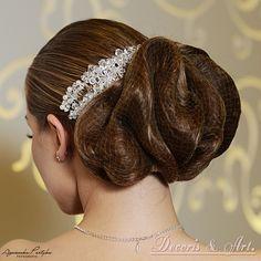 Akcesoria ślubne do włosów / Wedding Hair Accessory