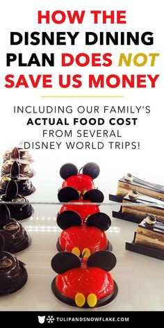 PIN THIS and TAP TO READ >>> I'm sharing food costs from several Disney World trips and comparing the out of pocket cost to the Disney Dining Plan. Is the Disney Dining Plan worth it? If your family eats like ours, probably not! Disney World Outfits, Disney World Rides, Disney World Tickets, Disney World Food, Disney World Florida, Disney World Planning, Walt Disney World Vacations, Disney Worlds, Disney Parks