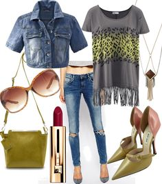 cool beauty #fashion #style #look #dress #mode #outfit
