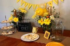 Bee-Themed Birthday Party - Project Nursery