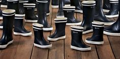 Aigle boots for kids , timeless