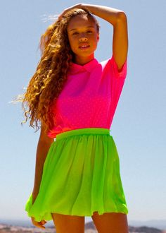 American Apparel - Neon by American Apparel.
