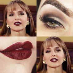 Tutorial – maquiagem inspirada em Paola Bracho