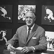 Fred van Turenhout. Mr. NUL-NUL...