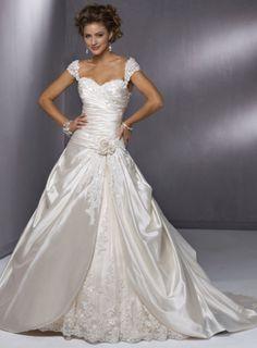 G33 MAGGIE SOTTERO MARGOT SZ 10 IVORY WEDDING GOWN DRESS 399.99