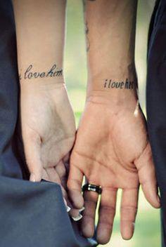 Lovely tatoos