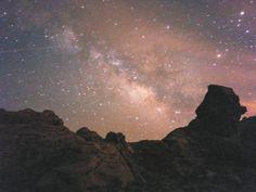 Begini Cara Memotret Galaksi Bima Sakti dengan Kamera Smartphone - Info Astronomy