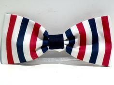 Dog Bow Tie or Cat Bow Tie / Necktie Patriotic by AllAboutMadison, $5.00