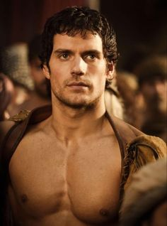 Henry Cavill--oh heck yes!!!!