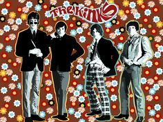 The Kinks - Authentic Garage Band Music