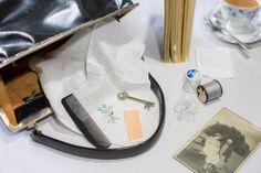 Inside the Handbags of The Foyles Bookshop Girls - Books in my Handbag Blog