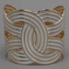 The Lulu Cuff from Bridier Baubles, $25.00