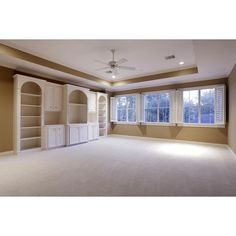 11625 Green Oaks St, Houston, TX 77024 ❤ liked on Polyvore featuring rooms, empty room and backgrounds