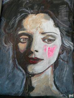 art journal study....