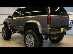 51 Best Lifted Tahoe Images Chevy Trucks Rolling Carts Chevrolet