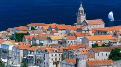 The ancient port city of Dubrovnik, Croatia. The Insider's Travel Guide Dubrovnik. Medieval Town, Beach Holiday, Eastern Europe, Amazing Destinations, Beautiful Beaches, In This World, Places To Visit, Travel List, Travel Europe