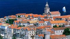 Planując wakacje w Chorwacji warto wziąć pod uwagę zwiedzanie wyspy Korcula http://www.chorwacja24.info/poludniowa-dalmacja/korcula #korcula #dalmacja #croatia #chorwacja