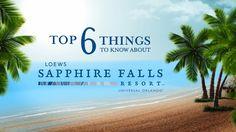 Book your Loews Sapphire Falls Resort vacation today: https://www.universalorlando.com/Hotels/Loews-Sapphire-Falls-Resort.aspx