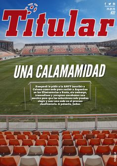 Los problemas con Calama no para para Sampaoli y #LaTapaTitular de este domingo te cuenta los detalles.