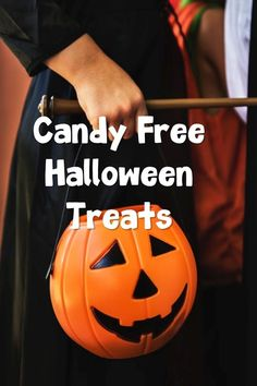 Here are some simple candy free treat ideas for kids.