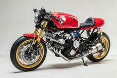 Honda by Mandrill Garage Cafe Racer Style, Custom Cafe Racer, Cafe Racer Bikes, Cafe Racer Motorcycle, Cafe Racers, Scooters, Honda Cbx, Lowrider Bicycle, Motorcycle Wallpaper