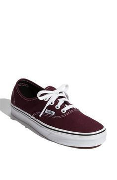 Vans 'Authentic' Sneaker- great color