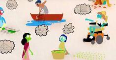 osCurve   Contactos : 'La lección más grande del mundo': el video que la...