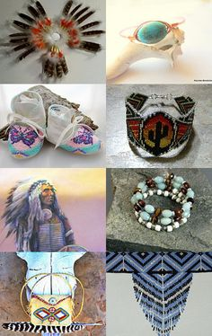 First Nations Team Collection by kate reeve on Etsy--Pinned with TreasuryPin.com