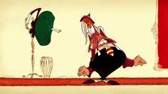 "AnimationPeru: ""The Inspector and the Umbrella"" de Maël Gourmelen..."