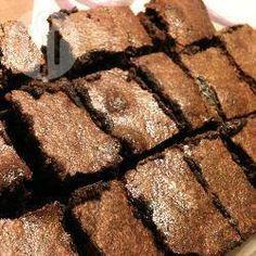 Rezeptbild: Super weiche Brownies