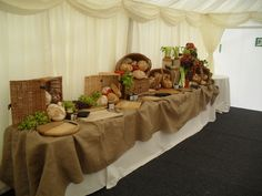 images of displays of reception food | Display table | The Langton Arms. Dorset Pub,Wedding Venue Dorset,B ...