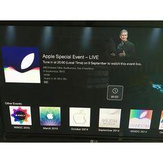 Kisastudio #apple #appletv #fb #appleevent