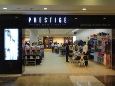 Prestige - The Man Store