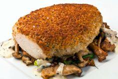 Truffle Crusted Chicken