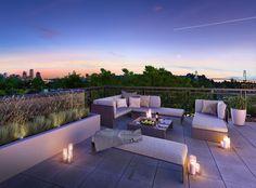 Rooftops, Kangaroo, Patio, Interiors, Spaces, Garden, Outdoor Decor, Modern, House