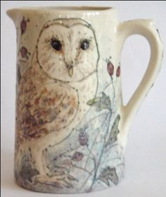 Jenny Bell - Owl