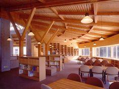 近藤道男建築設計室  『社川小学校』  http://www.kenchikukenken.co.jp/works/1160614063/410/