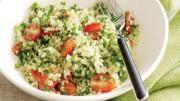 Lemony Quinoa Tabbouleh | Delicious Living