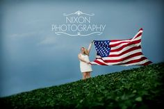 Land of the free, because of the brave<3 Photo by the talented Nixon Photography - www.nixonphotography.com