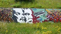 Street Art - Drogheda [The Streets Of Ireland]