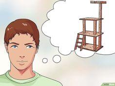 Comment fabriquer un arbre à chat: 15 étapes