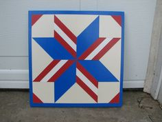 Hey, I found this really awesome Etsy listing at https://www.etsy.com/listing/229328781/barn-quilt-1x1-american-flag-8-point