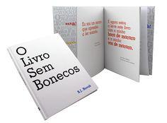 O Livro Sem Bonecos | Um livro de B. J. Novak | Editorial Presença