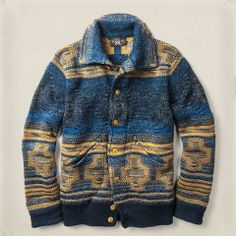 Giacca indaco in cotone - RRL Scoprire tutto - Ralph Lauren France