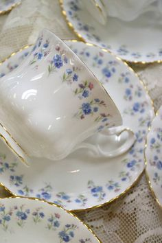 Royal Albert Memory Lane - My china pattern