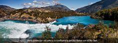Rio Baker - Regiòn de Aysen - Chile