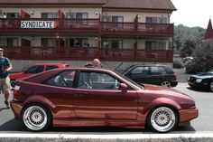 Classic Car News Pics And Videos From Around The World Corrado Volkswagen, Vw Corrado, Bmw E38, Vw Classic, Hell On Wheels, Car Tuning, Car In The World, Dashcam, Future Car