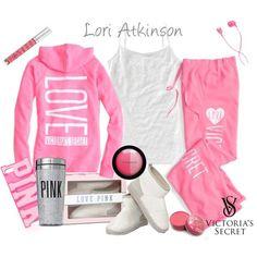 """Victoria Secret"" by Lori Atkinson on Polyvore"