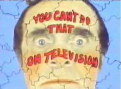 You Can't Do That On Television (old school)
